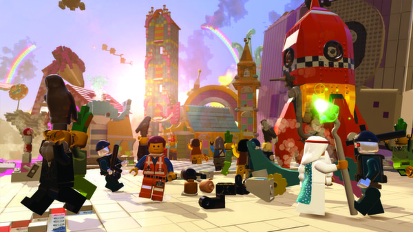 LEGO Movie The Videoga