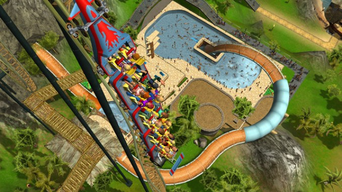RollerCoaster Tycoon 3: Platinum screenshot 1