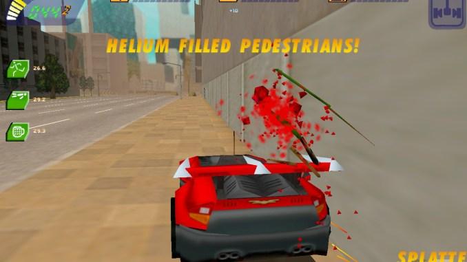 Carmageddon 2: Carpocalypse Now screenshot 1
