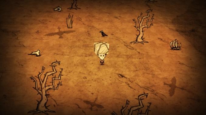 Don't Starve: Reign of Giants screenshot 1
