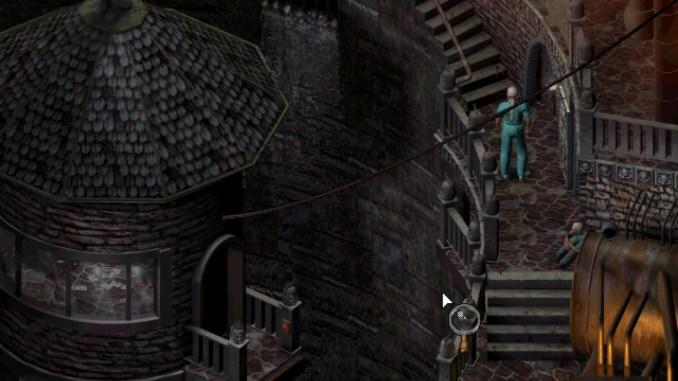 Sanitarium screenshot 1