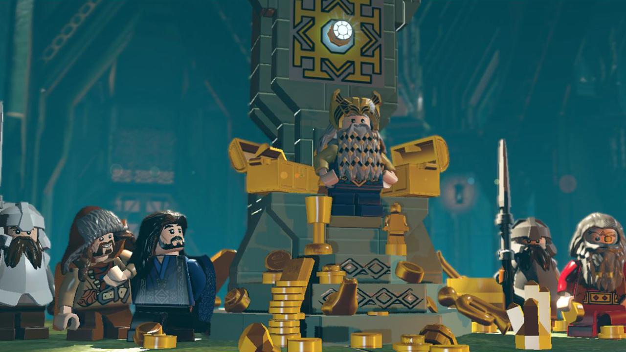LEGO The Hobbit XBOX 360 ESPAOL Region FREE XGD3