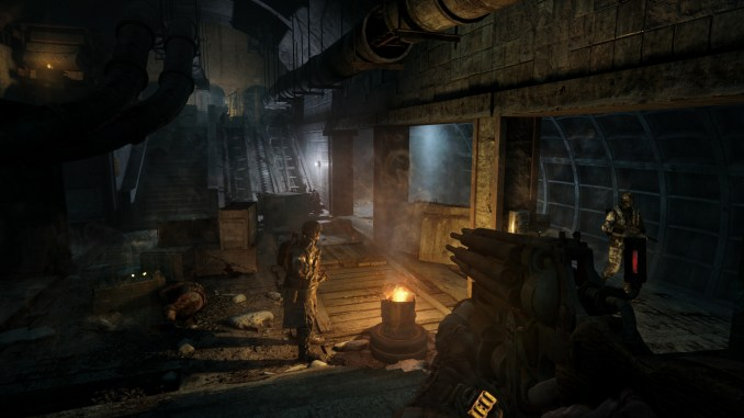 Metro 2033 Redux screenshot 1