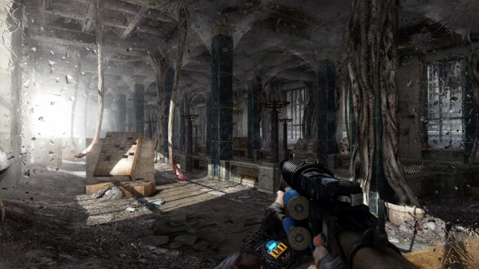 Metro 2033 Redux screenshot 3