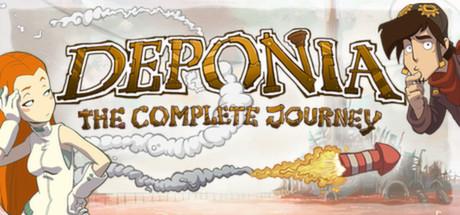 Deponia The Complete Journey ตะลุยเกมผจญภัยที่วุ่นวาย