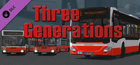OMSI 2 - Three Generations DLC (@ Steam)
