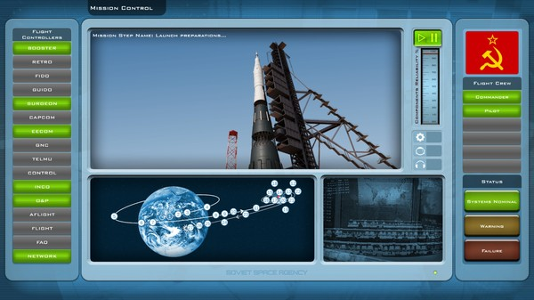 Buzz Aldrin's Space Program Manager Free Download
