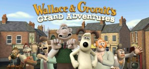 Wallace & Gromit's Grand Adventures (All Episodes) Free Download