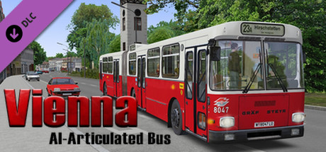 OMSI 2 - AI Articulated Bus DLC (@ Steam)