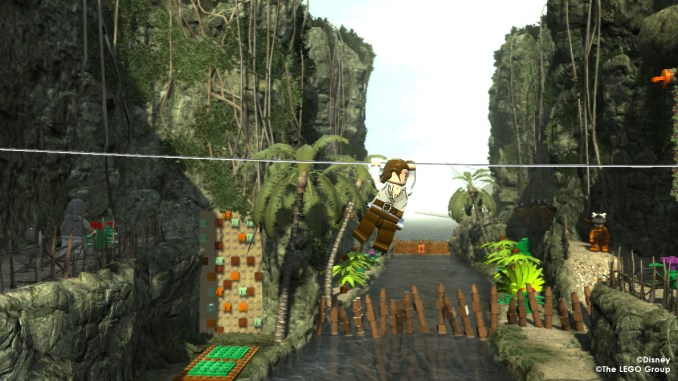 LEGO Pirates of the Caribbean: The Video Game screenshot 2
