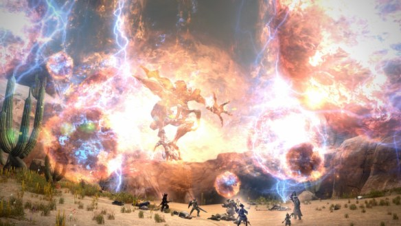รีวิวเกม Final Fantasy XIV: A Realm Reborn (FFXIV)