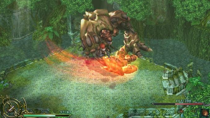 Ys VI: The Ark of Napishtim screenshot 2