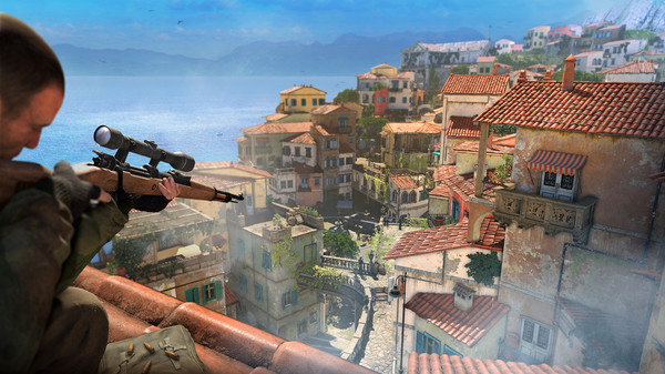 sniper elite 4 cracked
