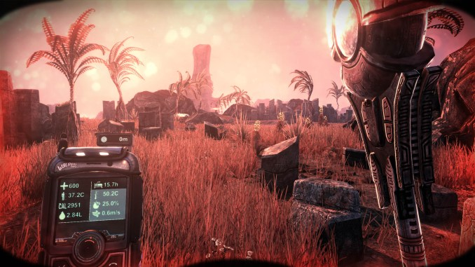 The Solus Project screenshot 1