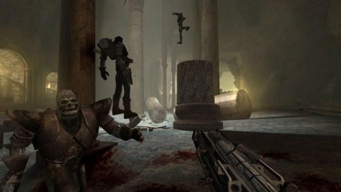 Painkiller: Black Edition screenshot 1