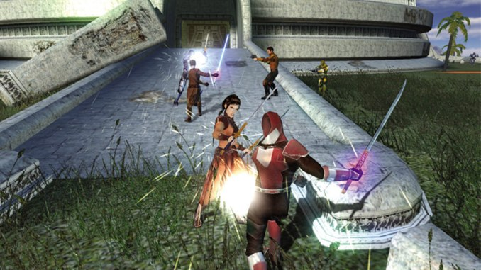 Star Wars: Knight Of The Old Republic screenshot 2