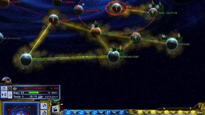 Star Wars Empire at War: Gold Pack screenshot 3
