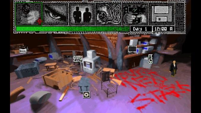 BloodNet screenshot 2