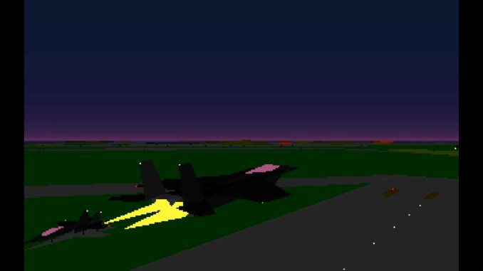 F-117A Nighthawk Stealth Fighter 2.0 screenshot 2