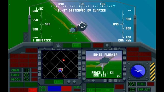 F-117A Nighthawk Stealth Fighter 2.0 screenshot 3