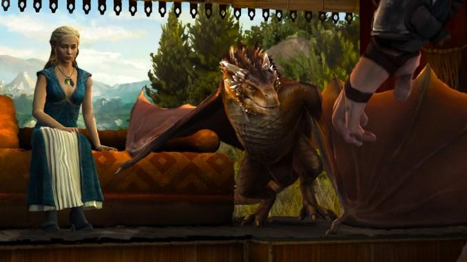 Game of Thrones: A Telltale Games Series screenshot 3