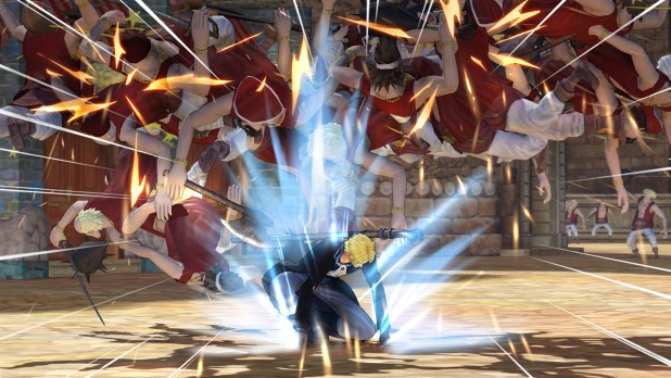 One Piece: Pirate Warriors 3 image 1