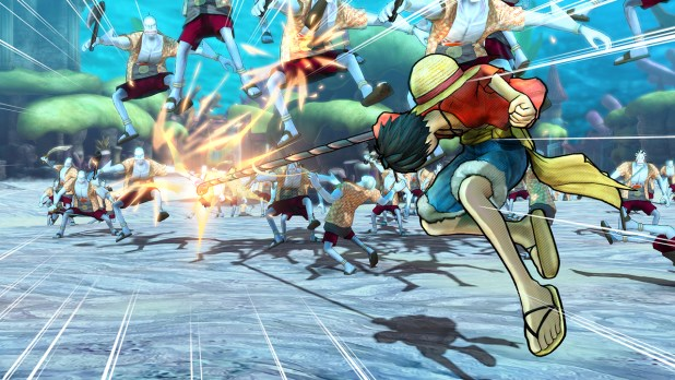 One Piece: Pirate Warriors 3 image 2