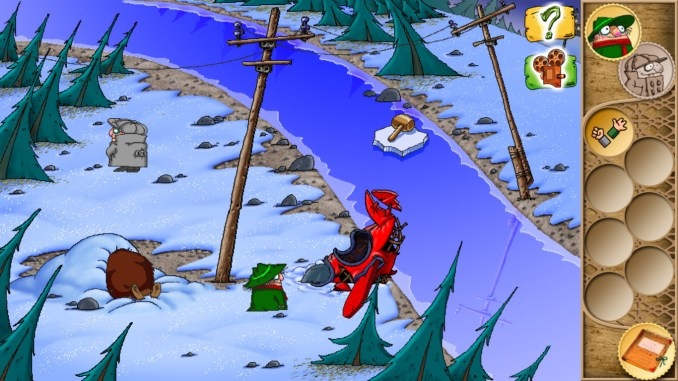 Pilot Brothers 3: Back Side of the Earth screenshot 2