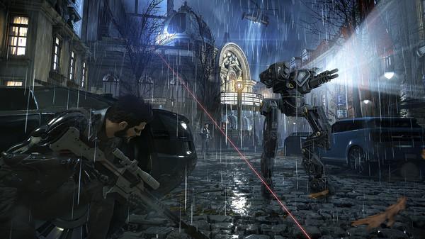 Deus Ex Mankind Divided v1.3 Build 524.17 Plus 20 Trainer-LinGon