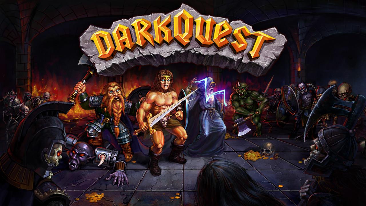 Download Dark Quest Full PC Game