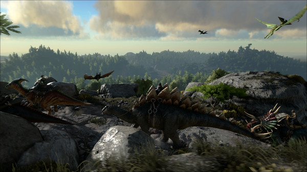 ARK Survival Evolved Early Access Plus 23 Trainer Updated 2016.09.02-FLiNG