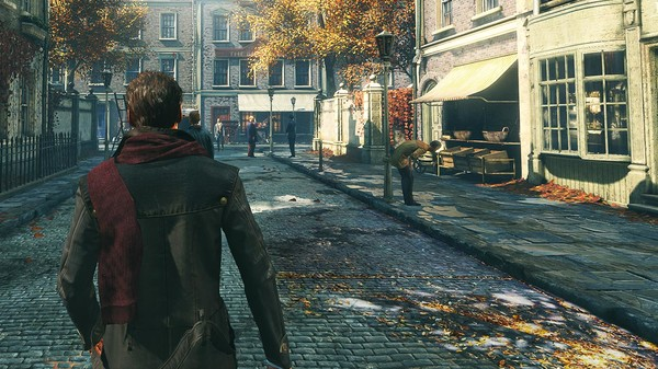 Sherlock Holmes The Devil's Daughter screenshot