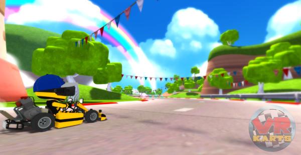VR Karts Free Download