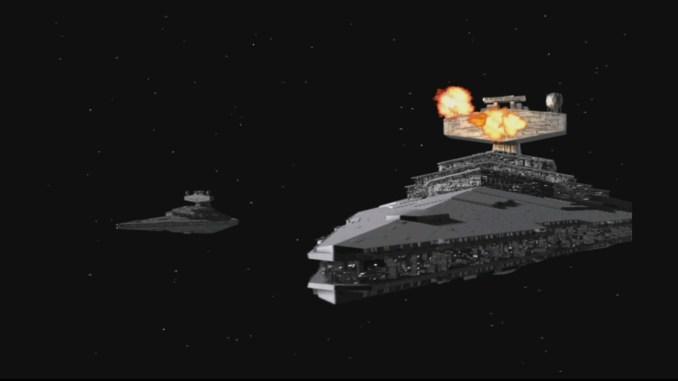 STAR WARS - X-Wing Alliance screenshot 2