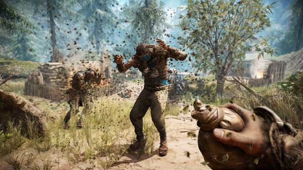 Far Cry Primal v1.1.0-v1.3.3 Plus 15 Trainer Updated 2016.09.28-FLiNG