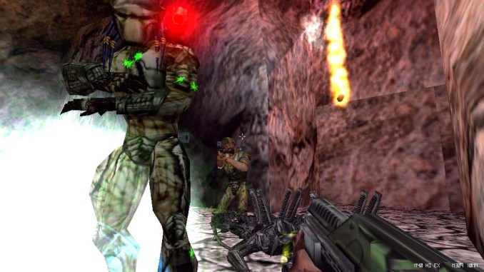 Aliens versus Predator Classic 2000 screenshot 3