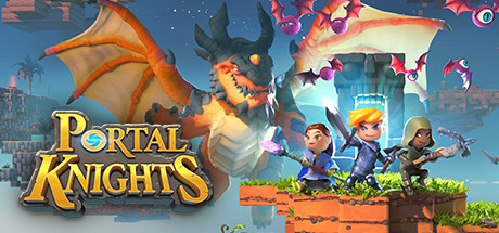 Portal Knights (Incl. Multiplayer+All DLCs) Free Download v1.7.2