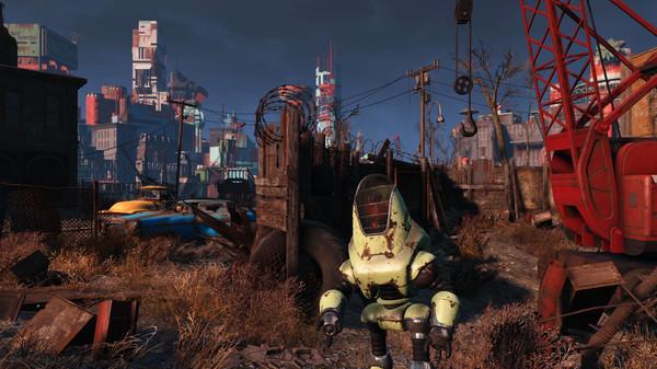 Fallout 4 v1.0-v1.7.15 Plus 20 Trainer-FLiNG