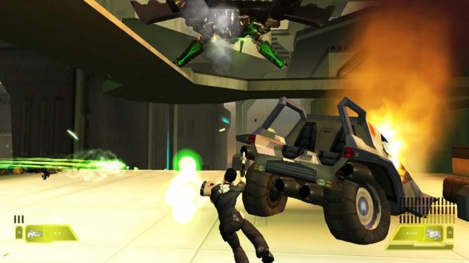 Advent Rising screenshot 2