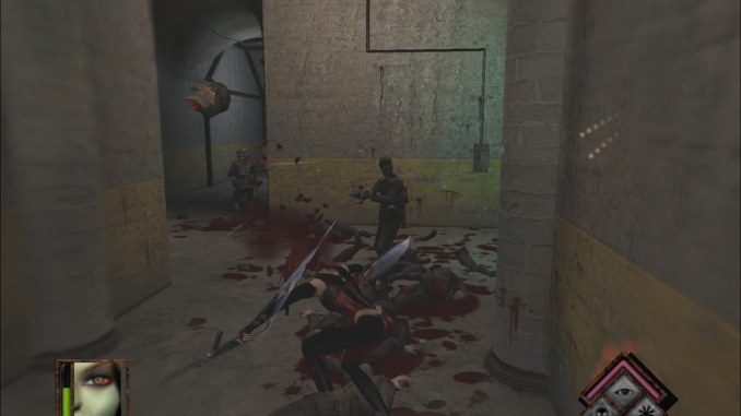 BloodRayne screenshot 1