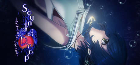 Sound of Drop - fall into poison - game steam banner