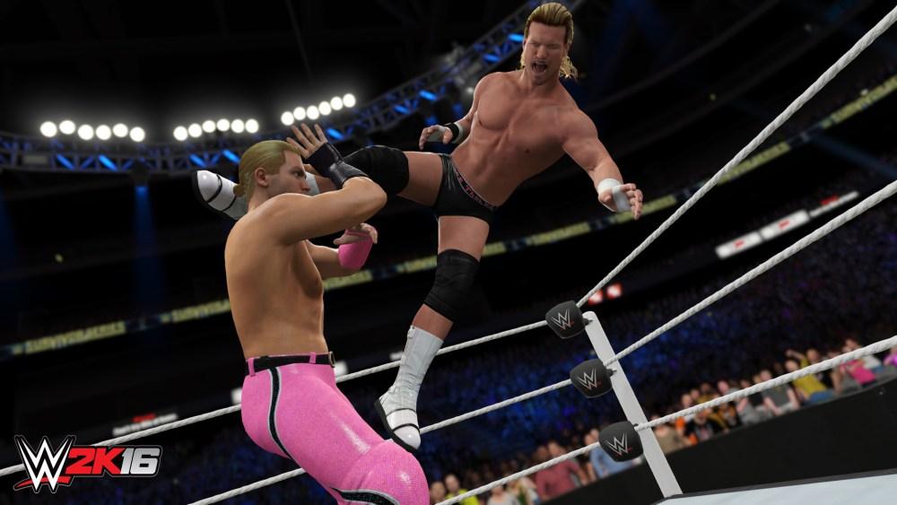 Download WWE 2k16 Codex