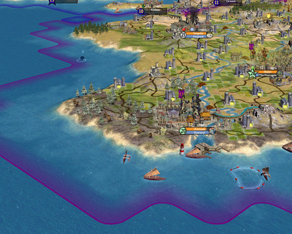Sid Meiers Civilization IV The Complete Edition-GOG