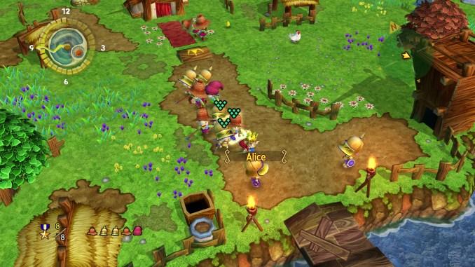 Little King's Story screenshot 1