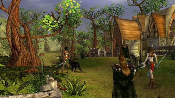 Spellforce Platinum screenshot 1