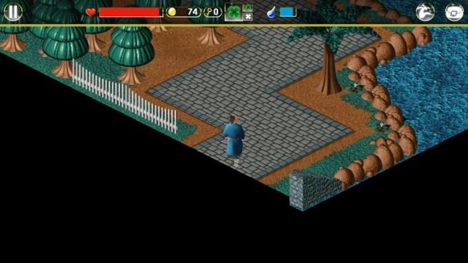 Little Big Adventure screenshot 1
