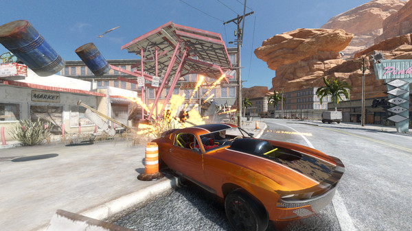 FlatOut 4: Total Insanity cracked