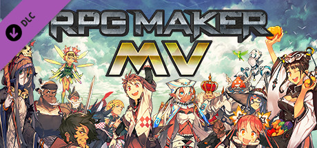Rpg Maker Mv Cover Art Characters Pack On Steam