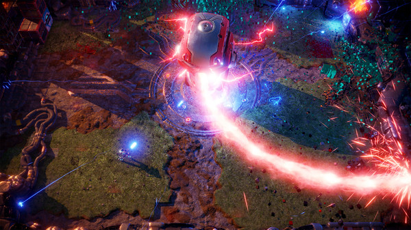 Nex Machina Free Download