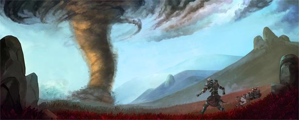 Sky Break-HI2U-77 - Game Screenshot
